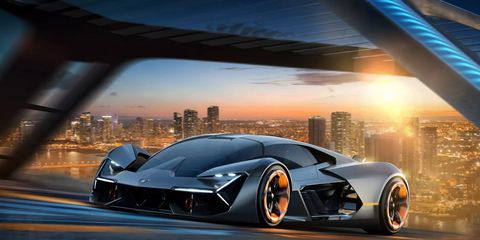 Like the Terzo Millennio concept unveiled by Lamborghini in 2017, the LB48H will go in the direction of electrification of the Lambo lineup. A 63-car production run of the LB48H will preview the next-gen Aventador due in 2020