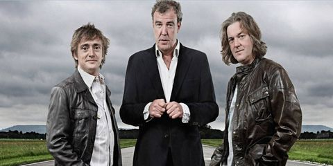 There were three episodes left in the season at the time of Clarkson's suspension, which also put a stop to the production.