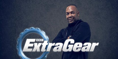 """""""Top Gear"""" presenter Rory Reid is at the helm of the behind-the-curtain program """"Extra Gear."""""""