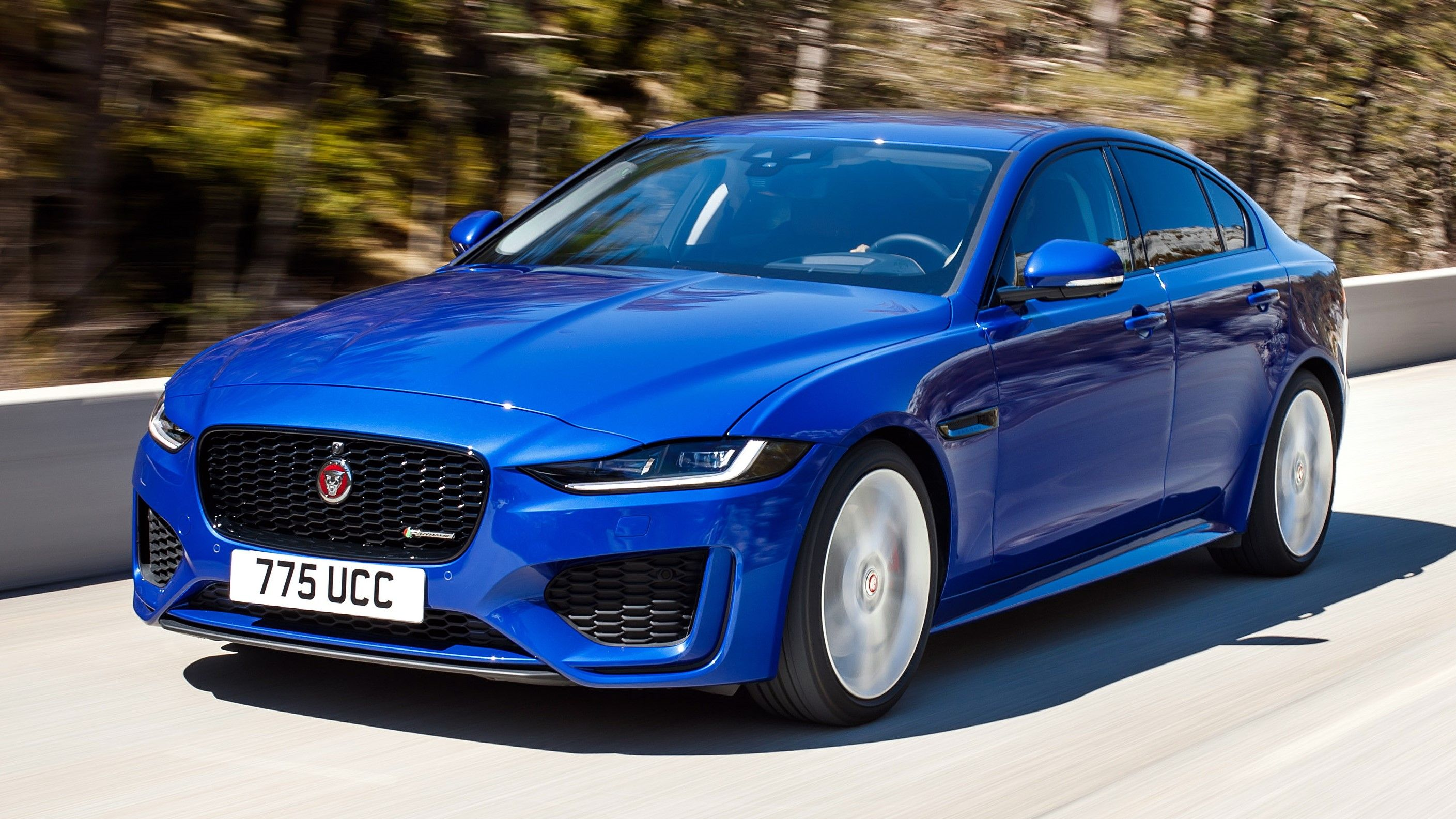 2020 Jaguar Xe First Drive The Sport Sedan For Outliers