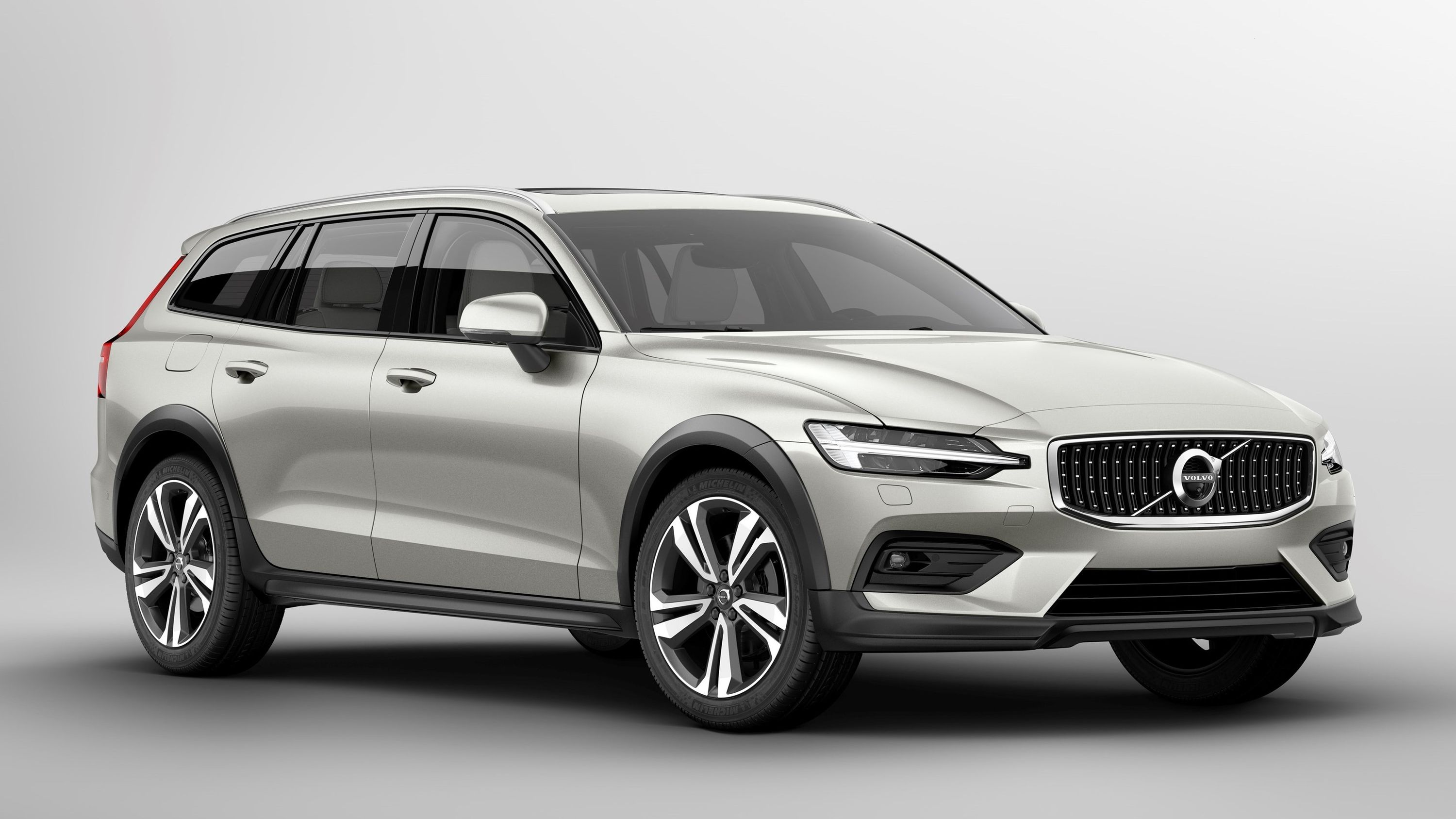 2020 Volvo V60 Cross Country First Drive Roof Height Matters