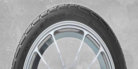 BFGoodrich g-Force Comp 2 All Season Tires