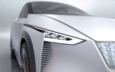 The IMx is propelled by a pair of high-output electric motors at the front and rear, giving it all-wheel-drive capability. They combine to produce 320 kW of power and an astounding 700 Nm of torque, sourced from a high-capacity battery which has been redesigned and re-engineered for increased energy density.