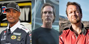 Antron Brown, William Fichtner and Tom Ford will head the new BBC-developed show for the U.S.