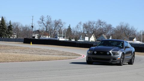 My 2014 Ford Mustang GT has been largely problem free after five years of summer track days.
