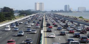 The already strict California emissions laws will become even tighter by 2030.