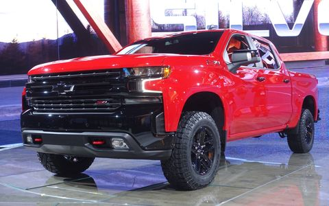 Tim Herrick is executive chief engineer for the all-new Chevy Silverado. We asked him how the new Silverado moves the full-size truck category forward and what features could make it the new leader of the pack.
