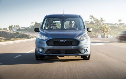 For the 2019 Transit Connect, Ford updates styling, adds creature comforts and throws a diesel engine into the mix.