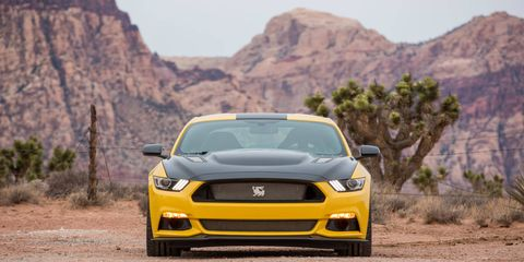 The Shelby Terlingua Mustang delivers 750 hp and costs $65,999 on top of the price of a stock Ford Mustang GT.