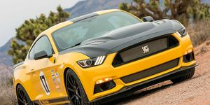 The Shelby American Terlingua Mustang will start at $65,999, not including the price of a Mustang GT.