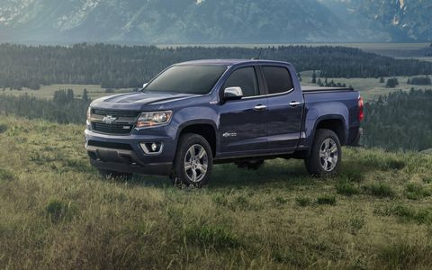 Chevrolet celebrates 100 years of trucks with specially badged 2018 Chevy Silverado and Colorado trucks.
