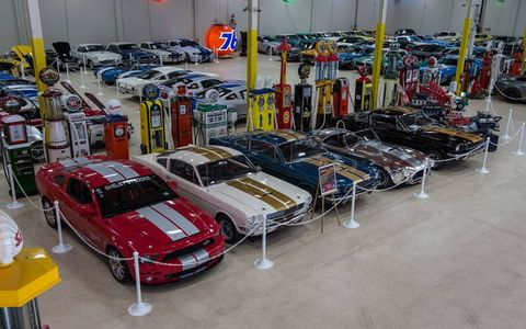 The Segerstrom Collection is one of the biggest and best Mustang roundups on the planet.