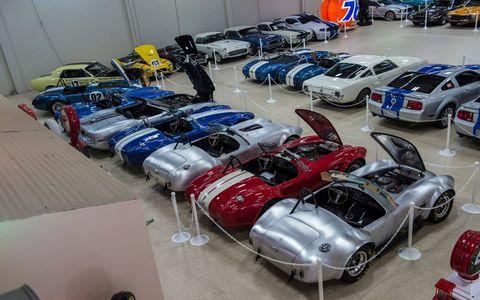 Shelby Cobras!