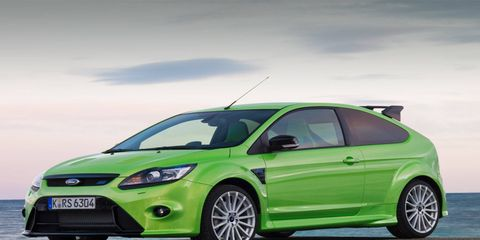 Ford introduced the most recent Focus RS in 2009. The new take will be sold in the United States for the first time.