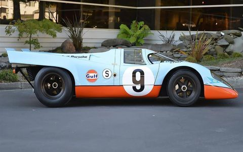 The revised tail finally made the 917, now the Kurzheck, competitive and stable.
