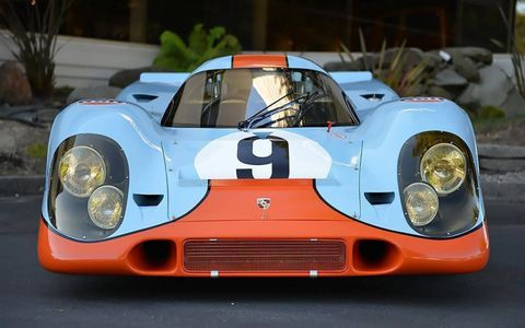 What does a Porsche 917K go for these days?