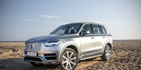 The new 2016 Volvo XC90 goes on sale this May