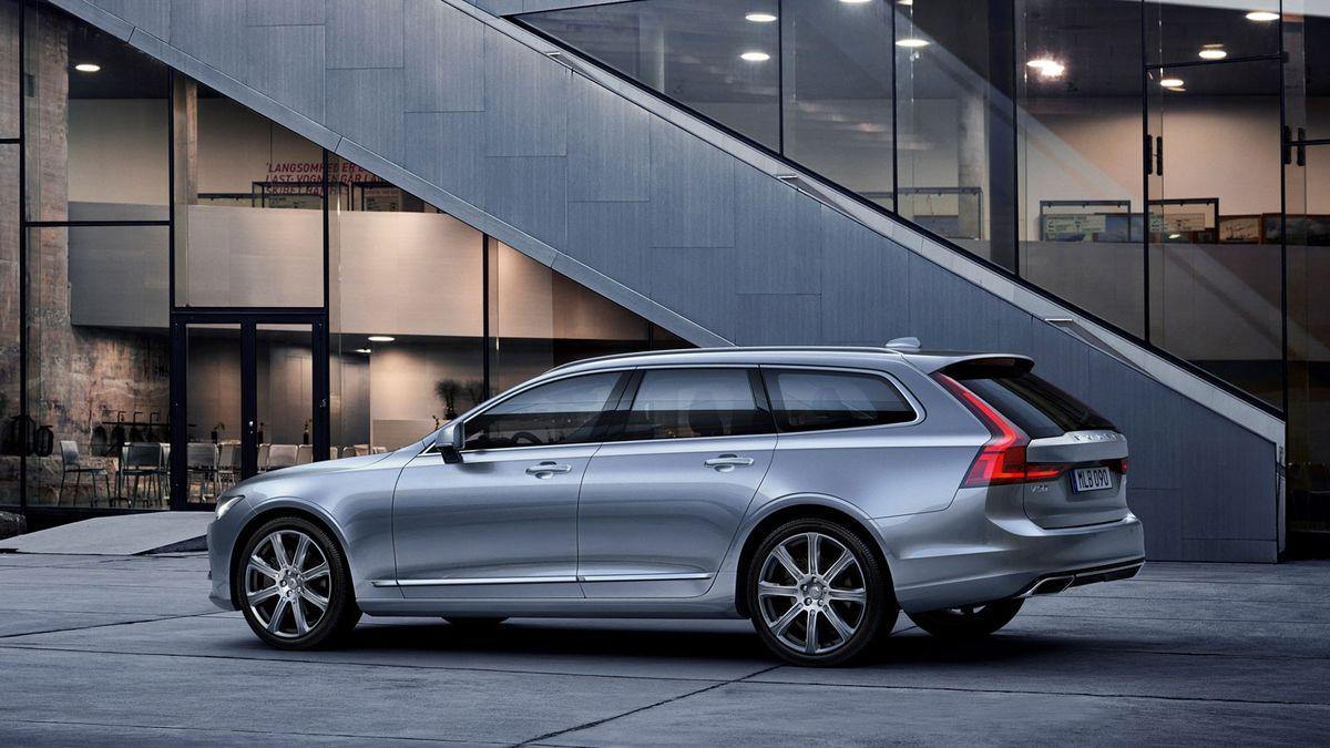 2018 Volvo V90 T6 Essentials Rare Air