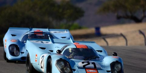 917s at the Rolex Reunion