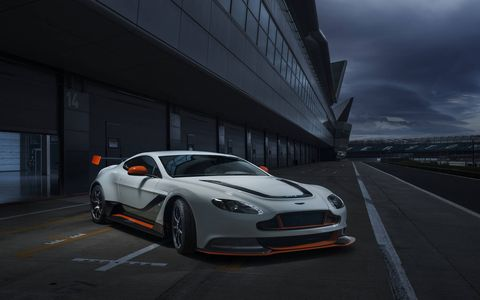 Aston Martin revealed the Vantage GT3, featuring 6.0-liter V12 engine which is capable of generating up to 600 PS1.