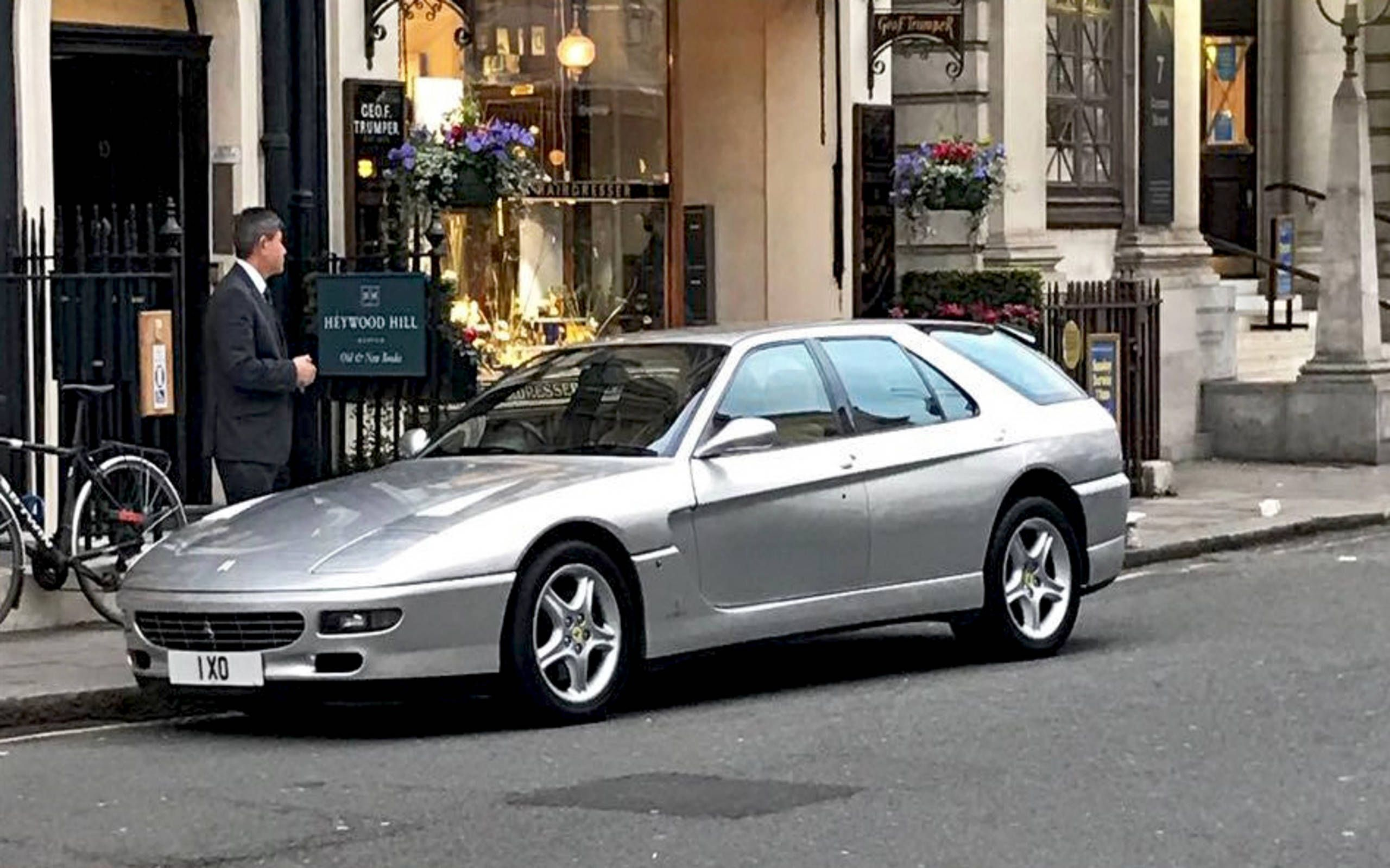 Is The Ferrari 456 Gt Venice Still The Perfect London Grocery Getter