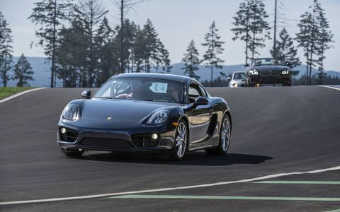 The high-tech Vancouver Island Motorsports Circuit opens in June with event space, car storage, full audio-video and flag systems, classrooms and a 1.4-mile track with several configurations.