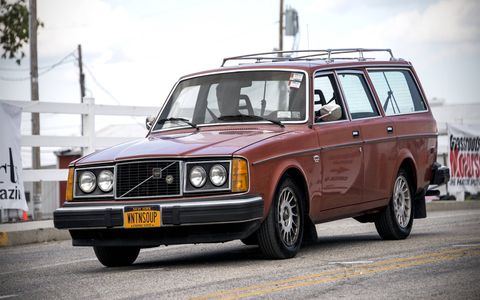 The 245 proved to be a very popular model for Volvo well into the 1980s, with 740 and 940 estate sales barely making a dent.