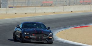 The 2016 Ford Shelby GT350 Mustang has the most powerful NA engine the company ever produced and the most track-capable chassis.