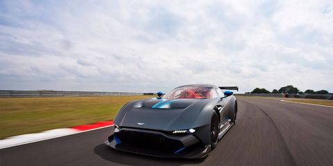 this weekend the vulcan will take to the famous spa circuit in belgium for two flying laps before the 24 hour race begins
