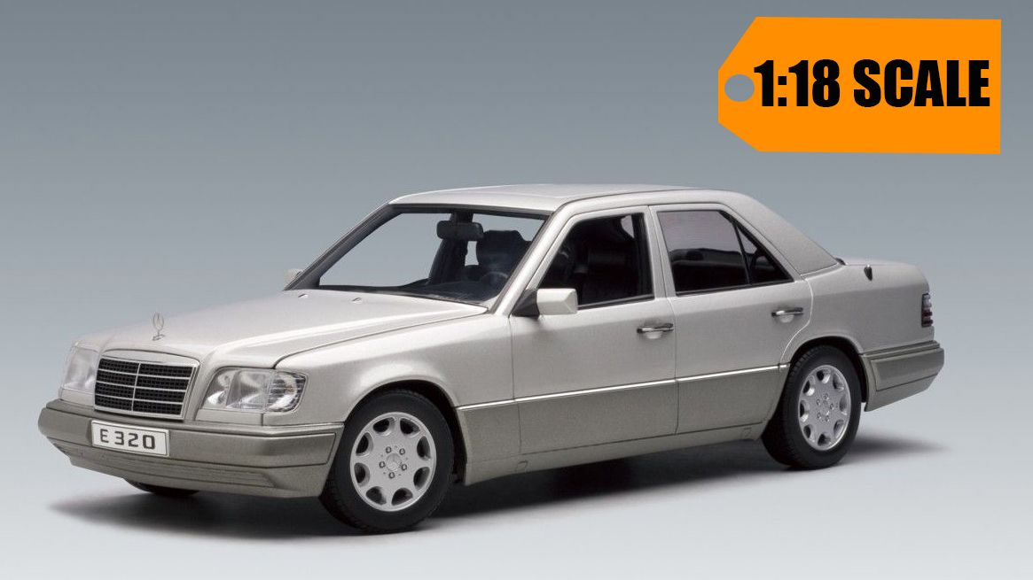 These Are The Best 1 18 Scale Mercedes Models You Can Buy