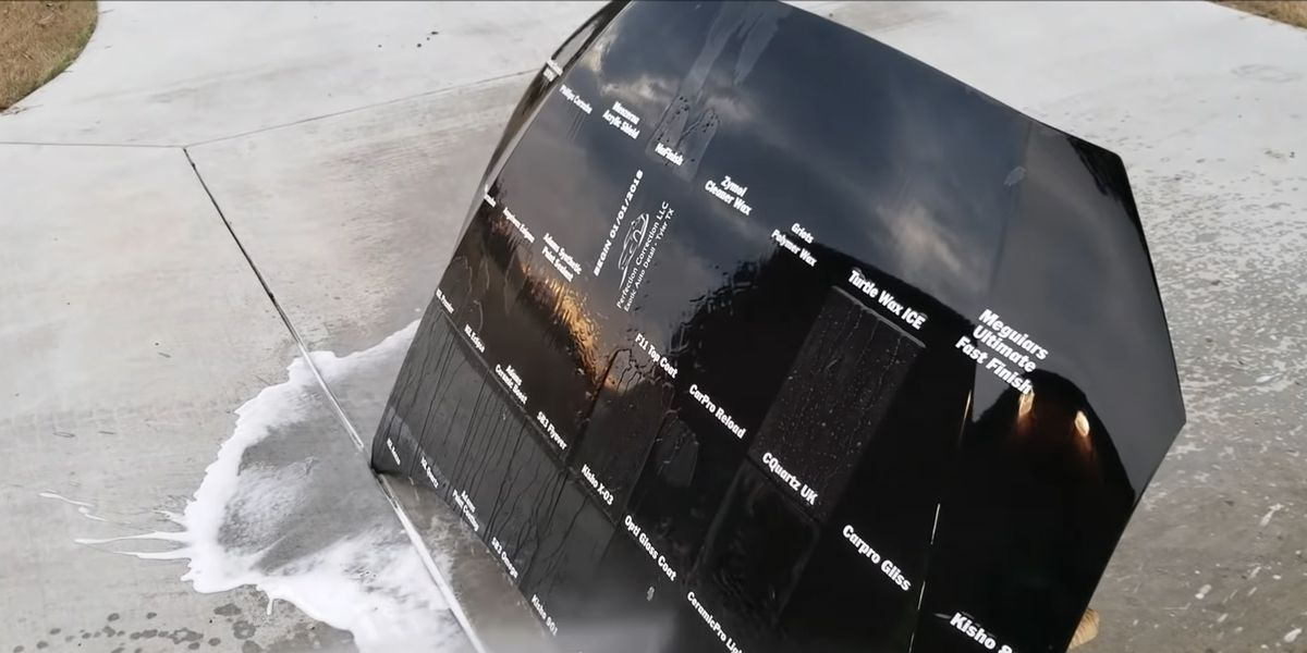Perfection Correction tested 34 paint protectants so you don't have to