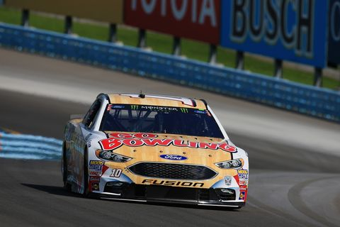 Sights from the NASCAR action at Watkins Glen International Saturday August 4, 2018.