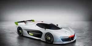 The Pininfarina H2 won best concept at the 2016 Geneva motor show.