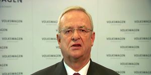 Martin Winterkorn resigned as CEO in the days following the outbreak of the diesel crisis in September 2015.