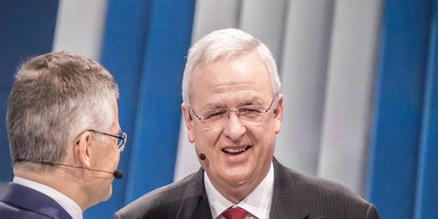 Martin Winterkorn has stepped down as Volkswagen CEO; the automaker will weigh replacement options in the coming days.