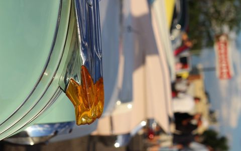 Cars, trucks and weird stuff from the 2015 Woodward Dream Cruise in the evenings leading up to the event.