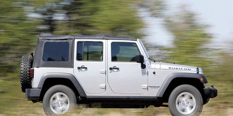 Over 30 Jeeps were stolen by the two suspected thieves, with vehicles believed to have been driven into Mexico within hours of the thefts.