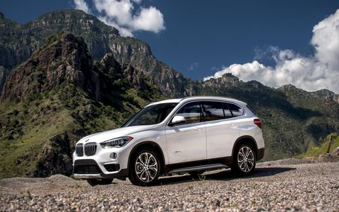 The new 2016 BMW X1 goes on sale at the end of October 2015 and starts at $35,795.