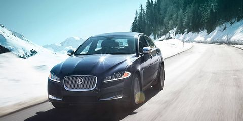 The all-new Jaguar XF brings an unrivaled blend of design, luxury, technology and efficiency.