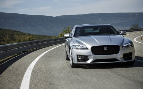 2015 Jaguar XF 2.0D