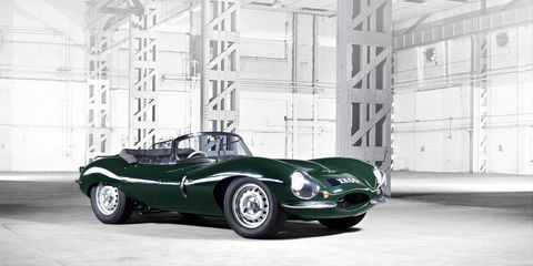 """""""The continuation XKSS reaffirms our commitment to nurture the passion and enthusiasm for Jaguar's illustrious past by offering exceptional cars, services, parts and experiences,"""" said Tim Hannig, director of Jaguar Land Rover Classic."""