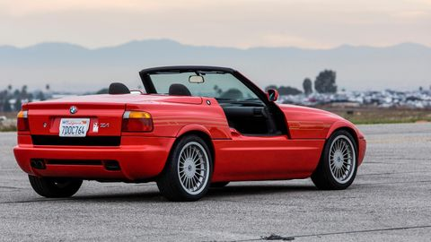 Bonhams will offer this rare Alpina Z1 in Scottsdale.