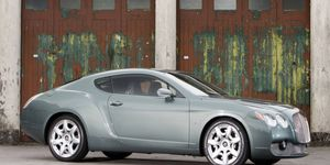 The GTZ certainly offers a unique look -- but one has to be a fan of Zagato to enjoy it fully.
