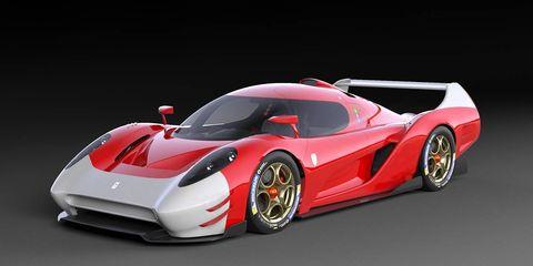 Land vehicle, Vehicle, Car, Supercar, Sports car, Race car, Automotive design, Coupé, Performance car, Sports prototype,