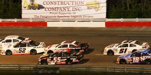 Fairgrounds Speedway Nashville has been added to the ARCA East schedule now that it has a new track promoter.