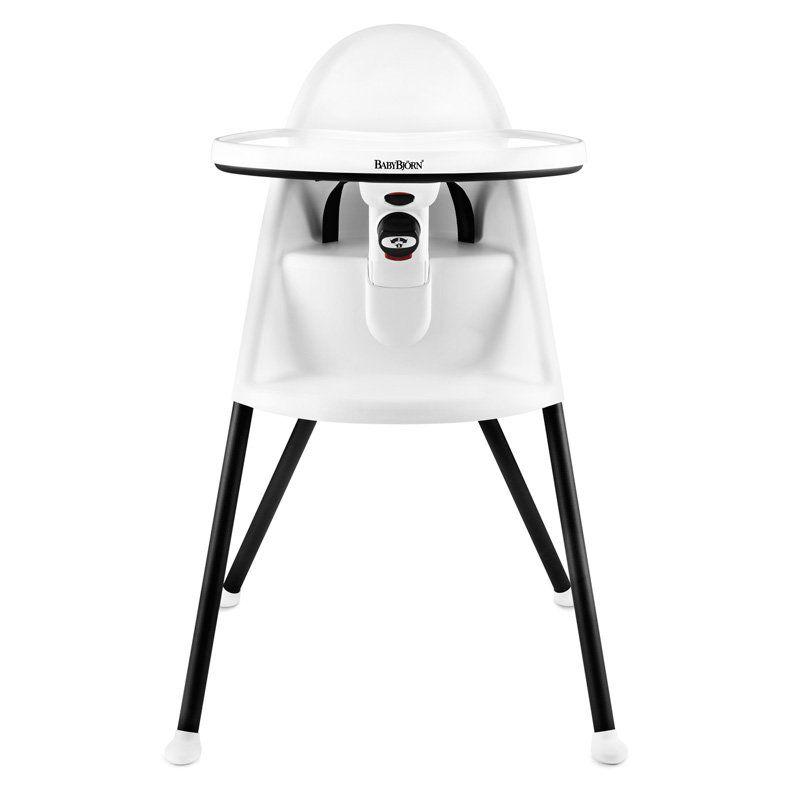 Baby Bjorn High Chair white