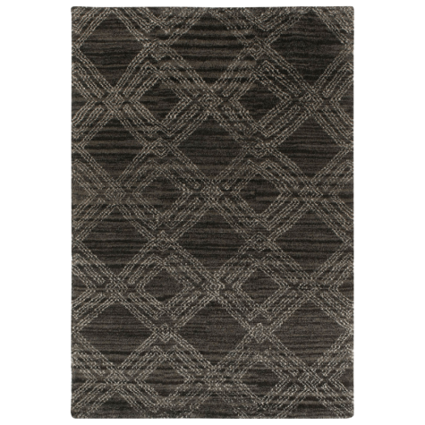 pure home medina area rug in brown
