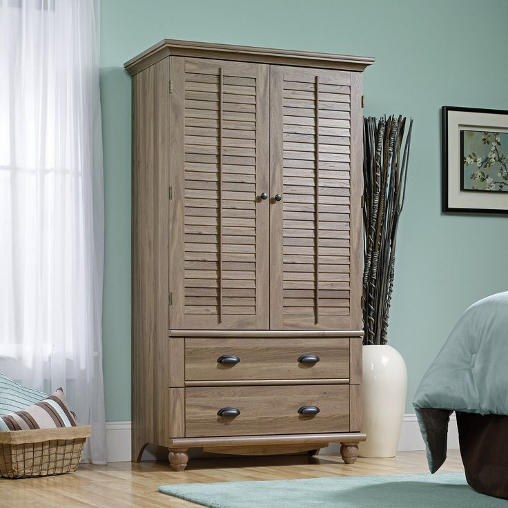 13 Best Armoire Wardrobes in 2018 - Armoire Cabinets with ...
