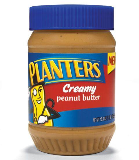 planters regular creamy peanut butter