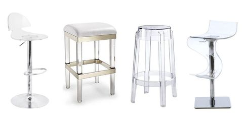 10 Best Acrylic Bar Stools 2018 Clear Acrylic Bar Stools Under 500